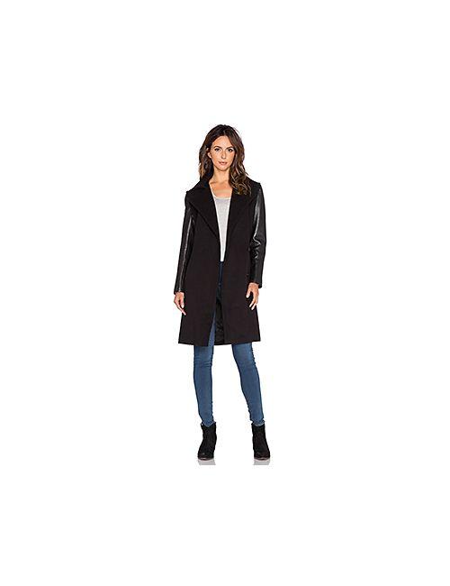 Muubaa | Женское Черный Пальто Campbell