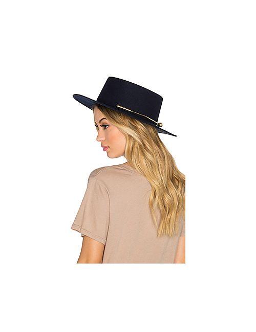 KIN/K   Женская Синяя Шляпа Hutton