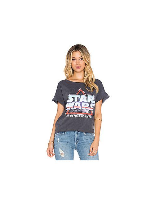 Junk Food | Женская Серая Футболка Star Wars