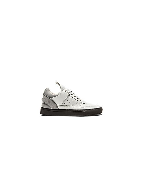 Filling Pieces | Мужские Белые Кроссовки Low Top Transformed Ice Perforated