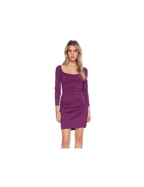 Susana Monaco | Женское Фиолетовое Платье