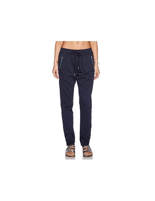 Joe'S Jeans | Женские Синие Штаны Джоггеры Karlie Street Zip Slim Jogger