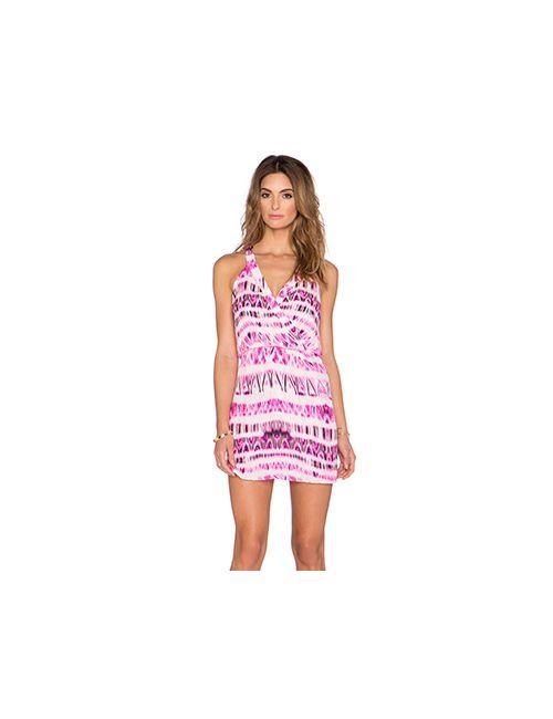 Parker | Женское Розовое Платье Kita