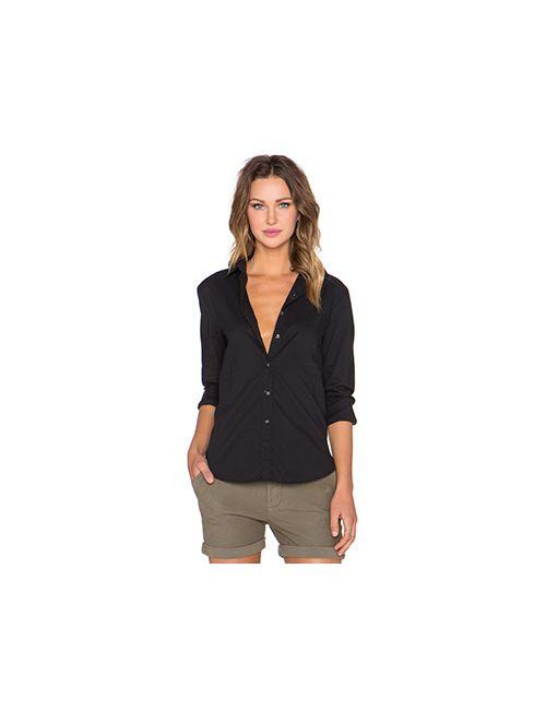 James Perse | Женская Черный Рубашка