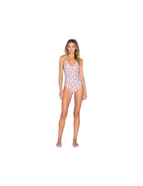 Acacia Swimwear | Женский Серый Купальник Florence