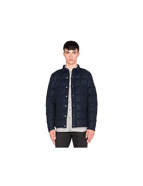 Penfield | Мужская Синяя Утепленная Куртка Loring Melton