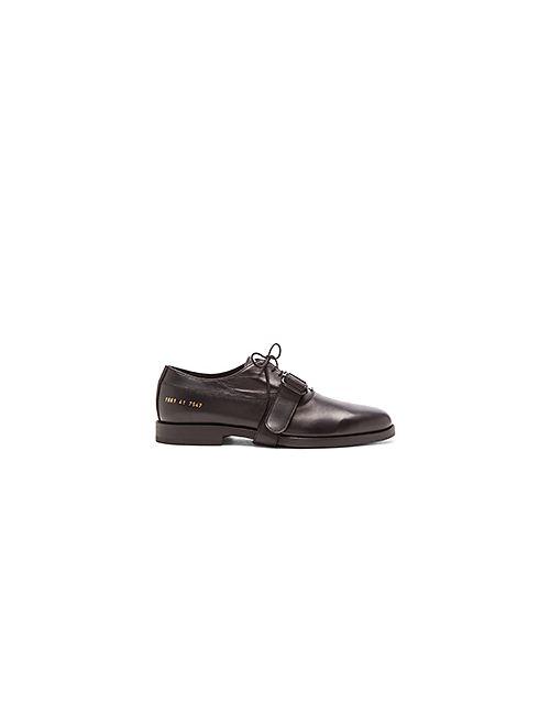 ROBERT GELLER | Мужская Чёрная Обувь Leather Druby