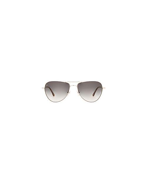 RAEN optics | Мужские Металлический Серебряные Солнцезащитные Очки Roye