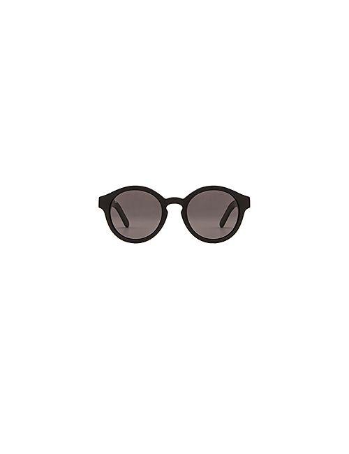 RAEN optics | Мужские Чёрные Солнцезащитные Очки Flowers
