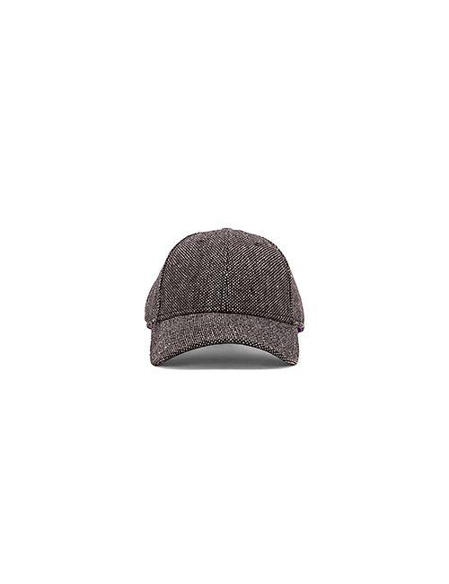Gents Co. | Мужская Черный Шляпа Tim Tweed