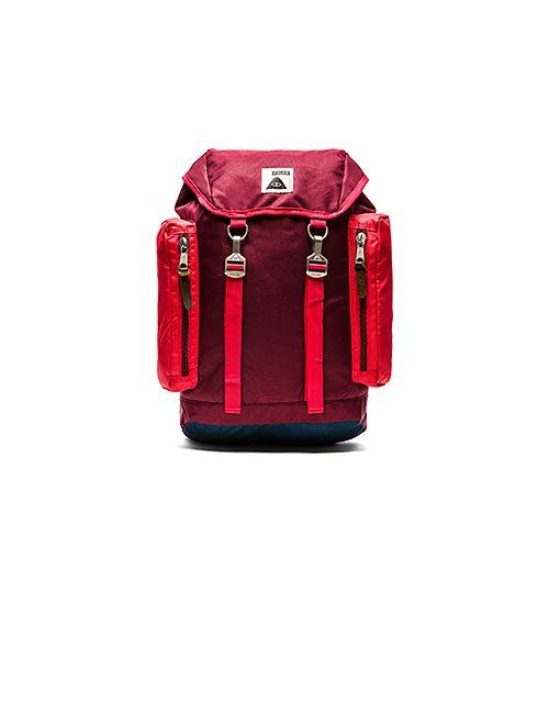 Poler | Мужской Красный Рюкзак