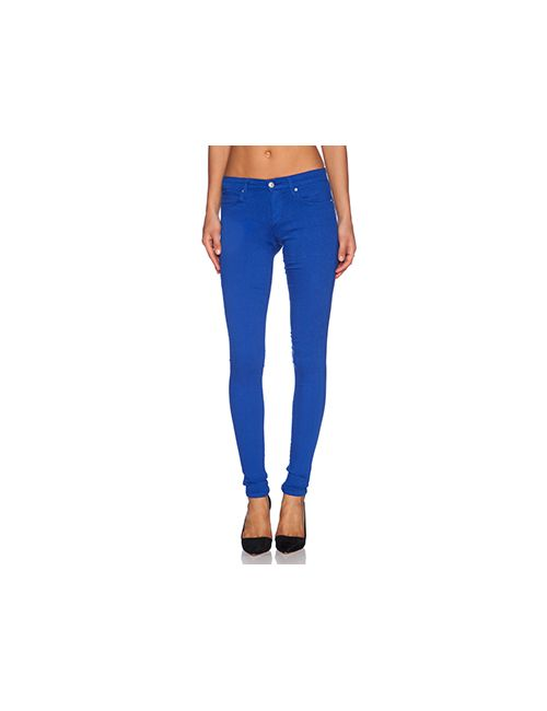 Joe'S Jeans | Женские Синие Узкие Джинсы
