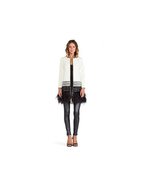 Milly | Женская Слоновая Кость Куртка