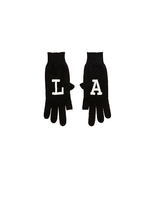 360 Sweater   Чёрные Перчатки La Iglove