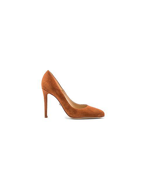 Diane Von Furstenberg | Женские Коричневые Туфли На Каблуке Gwendolyn