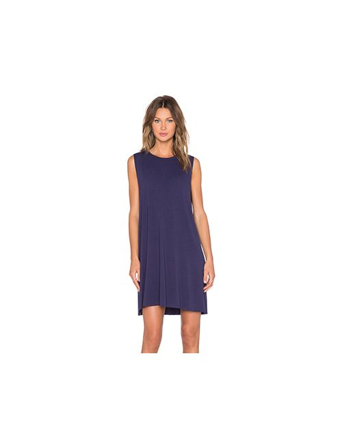 American Vintage | Женское Синее Платье Deming
