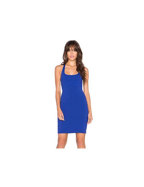 Susana Monaco | Женское Синее Платье Aria