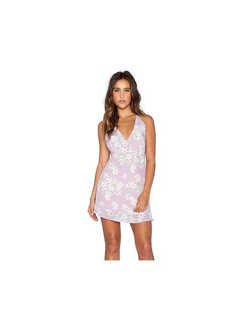 Myne | Женское Бледно-Лиловое Платье Lily