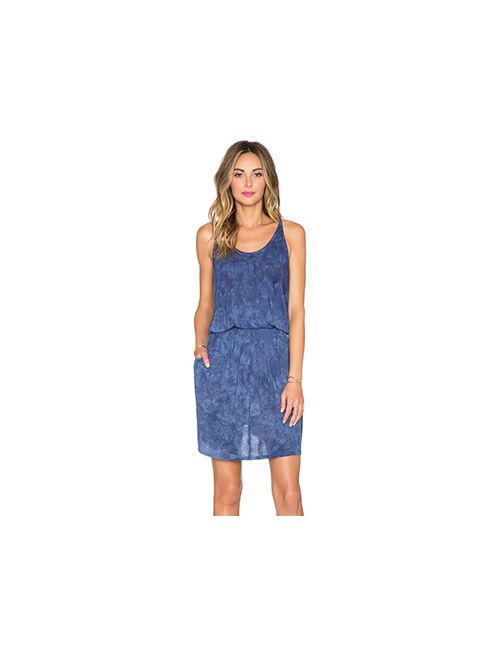 Soft Joie | Женское Синее Платье Katsina