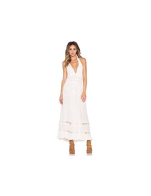 Jen's Pirate Booty | Женское Слоновая Костящее Платье С Изменяемым Верхом Ambrosia
