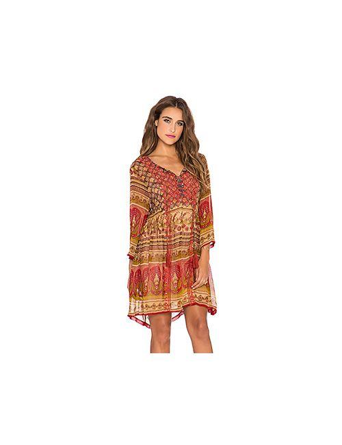 Raga   Женское Красное Платье Athena