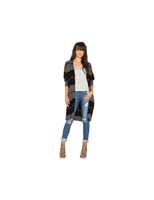 360 Sweater | Женский Чёрный Кардиган Sorina