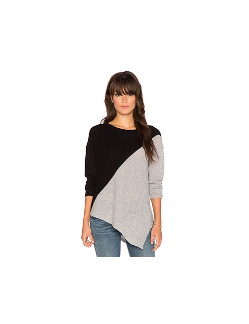 360 Sweater   Женский Чёрный Свитер Angie