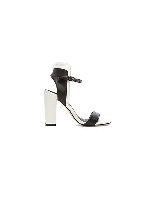 SOLES | Женские Чёрные Туфли На Каблуке Flicka