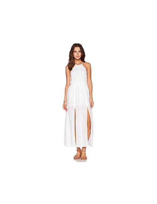 d.Ra | Женское Белое Платье Sassafras