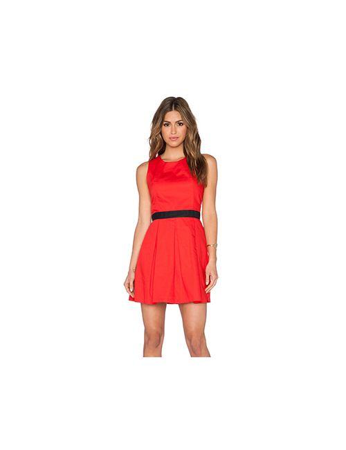 Bb Dakota   Женское Красное Платье Endre