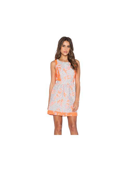 Ella Moss | Женское Розовое Платье Dahlia