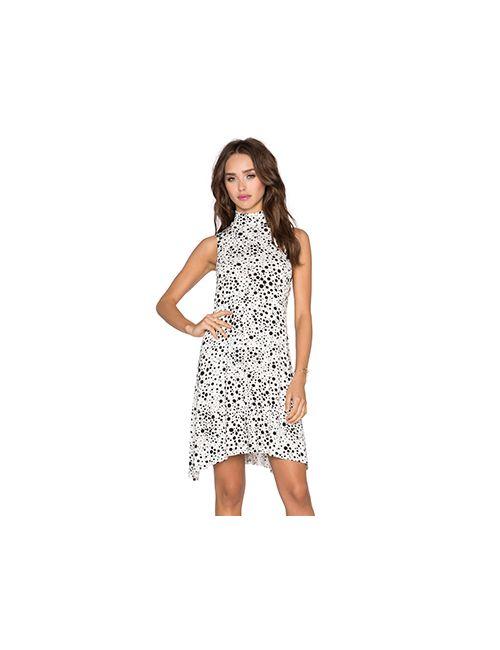 Clayton | Женское Белое Платье Amanda