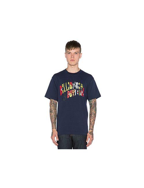 Billionaire Boys Club | Мужская Синяя Футболка Nautical Arch Logo