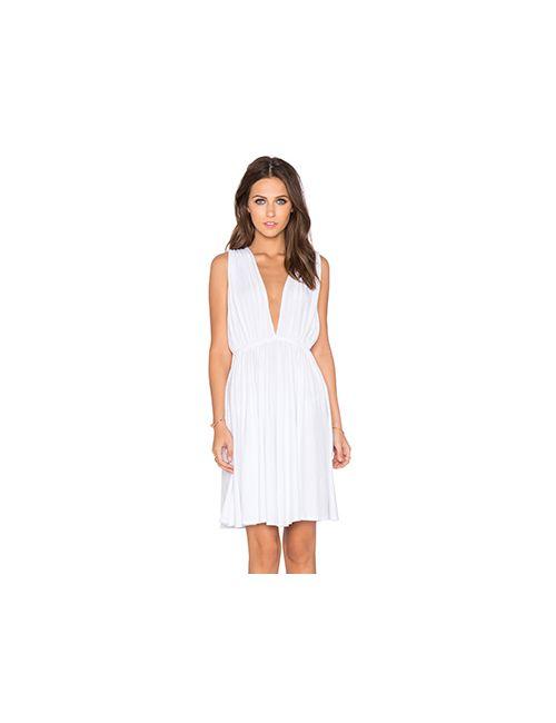 Bobi | Женское Белое Платье