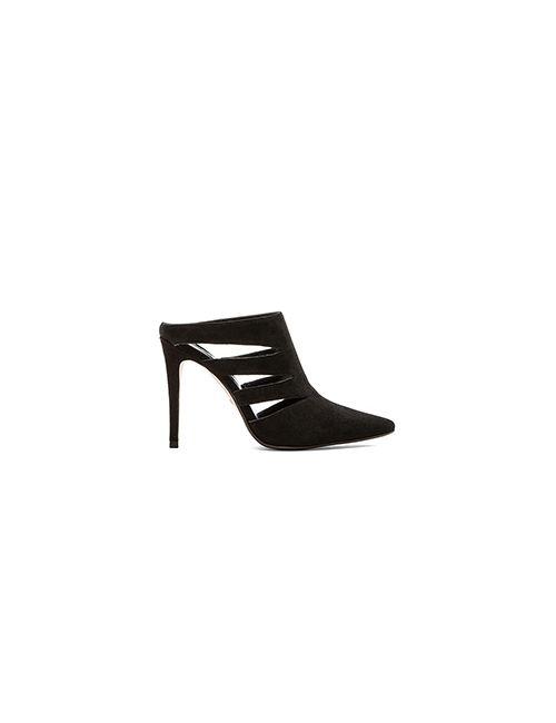 RAYE | Женские Чёрные Туфли На Каблуке Chloe