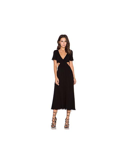 Sam&Lavi | Женское Чёрное Платье Esme