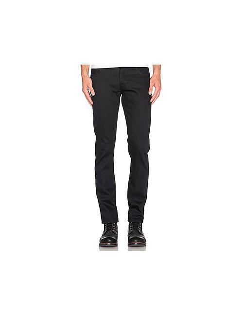 Nudie Jeans Co | Мужские Облегающие Джинсы Grim Tim Nudie Jeans