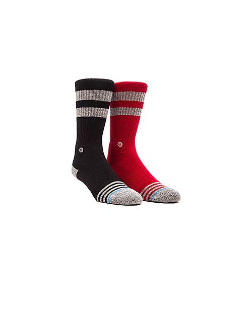 Stance | Мужское Красный 2 Пары Носок