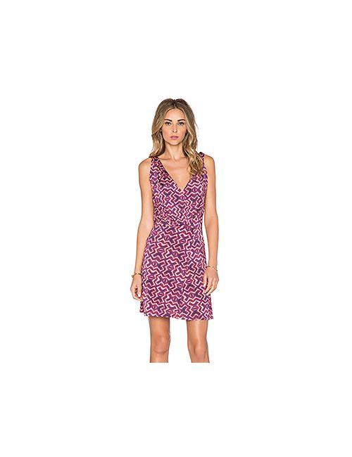 Vix Swimwear   Женское Фиолетовое Платье Kara Ava