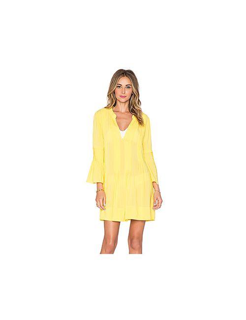 Vix Swimwear | Женский Жёлтый Кафтан Ruby