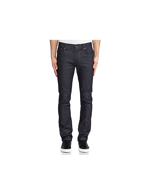 Nudie Jeans Co | Мужские None Джинсы Thin Finn Nudie Jeans