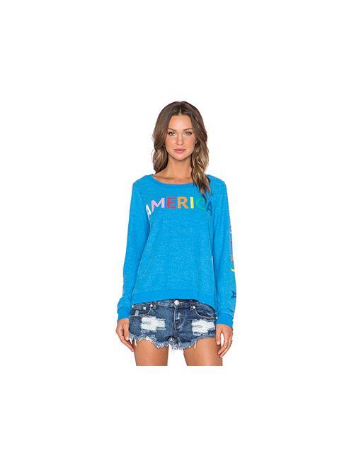 Chaser | Женский Синий Пуловер America