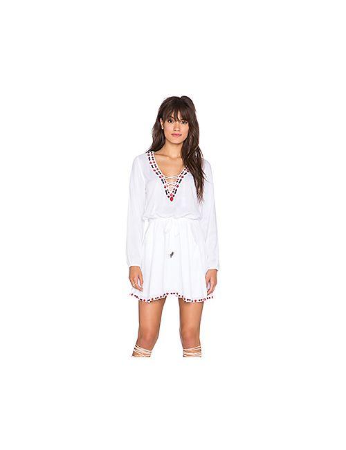 Tigerlily | Женское Белое Платье Blanche
