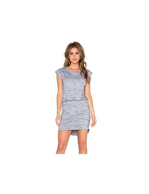 Lna | Женское Синее Платье Delta