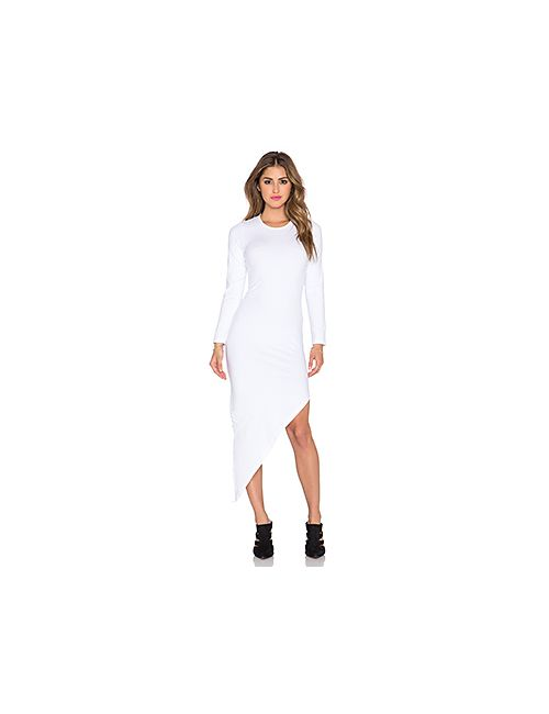 Monrow   Женское Белое Платье