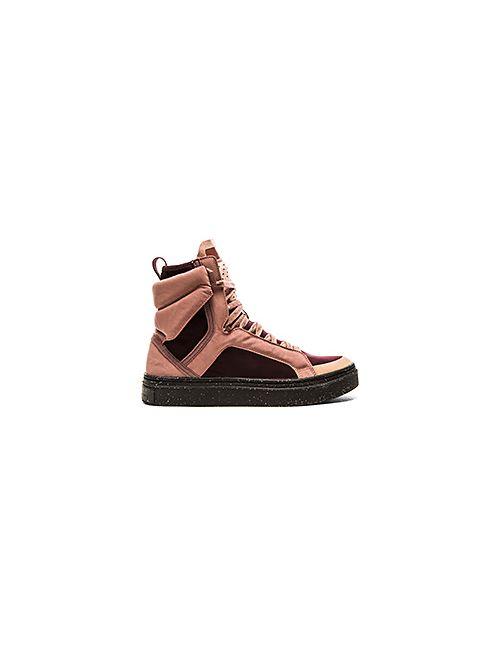Adidas By Stella  Mccartney   Женская Коричневая Высокая Обувь Essentials Adidas By Stella Mccartney
