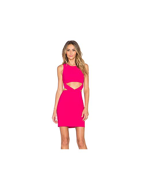 NBD | Женское Фуксия Платье Lifestyle
