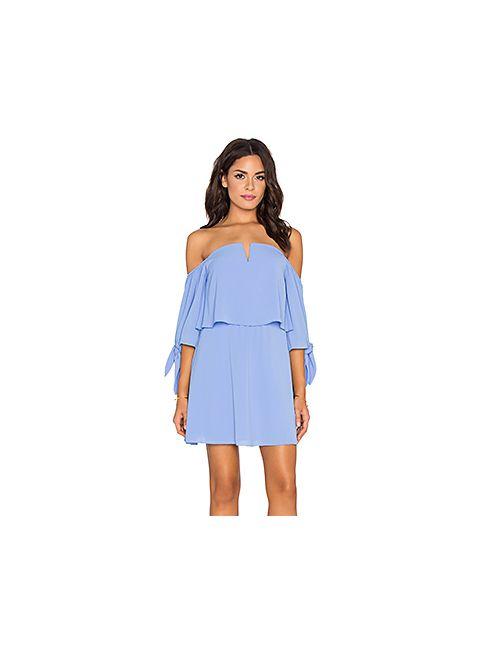 SAYLOR | Женское Синее Платье Alli