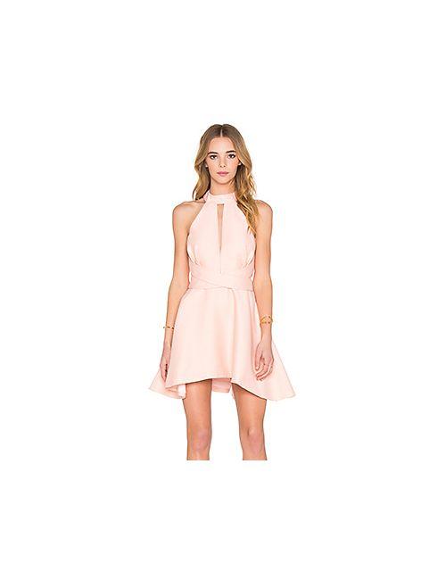 C/MEO | Женское Розовое Платье Im New Here