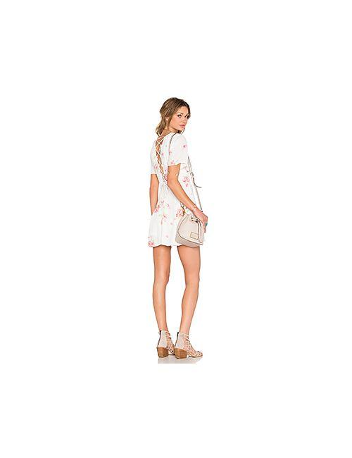 Privacy Please | Женское Белое Платье Henson